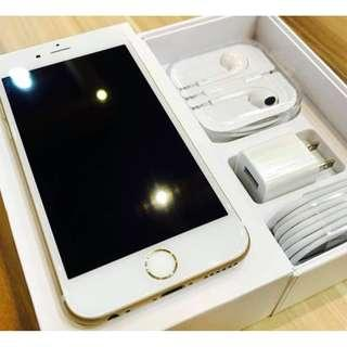 iPhone 6 64gb Gold Openline