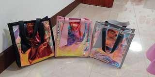 Holographic handbag