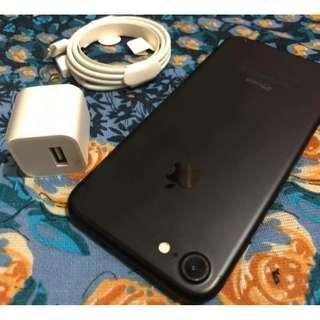 iPhone 7 128gb Matteblack Openline