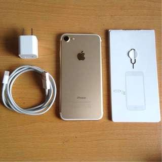 iPhone 7 32gb Gold Openline