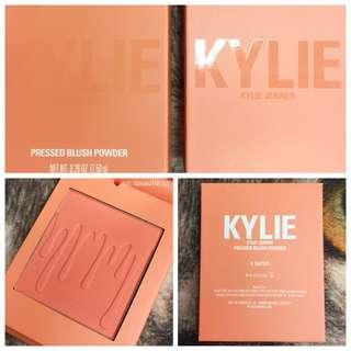 💛 KYLIE COSMETICS Pressed Powder Blush - X Rated