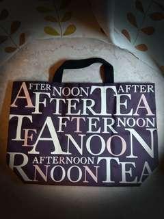 Afternoon tea 便服袋