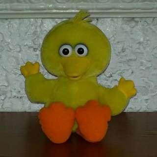 """BIG BIRD Disney Junior Plush TYCO 12"""" Toy"""