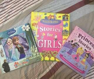 Princess Books Bundle