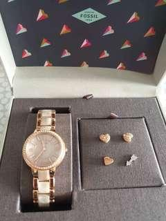 authentic fossil watch fresh from u.s