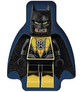 LEGO Yellow Lantern Batman