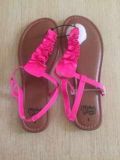 FADE GLORY PINK SANDALS