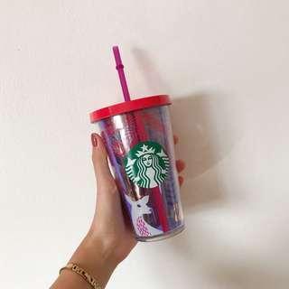 (Repriced) Starbucks Tumbler