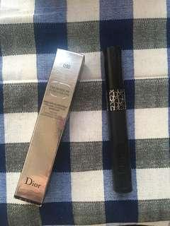 DIOR PUMP AND SHOW MASCARA BLACK