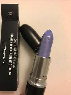 Mac Metallic Lipstick