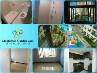 Rent to Own Condo 2.5%Downpayment to movein Rush Sale Manhattan Garden City Cubao
