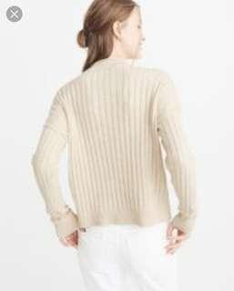 A&F Ribbed Sweater
