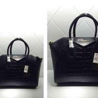 Givenchy Bag Black Big And Small