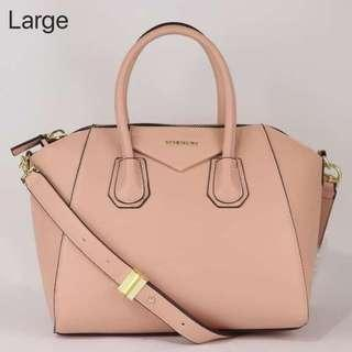 Givenchy Bag Big And Small Nude
