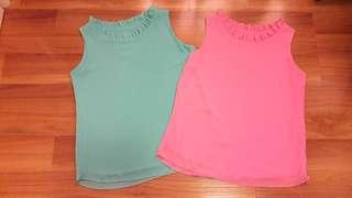 Chiffon Top (2 for RM15)