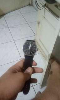 NIXON black series watch