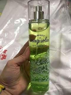 Authentic BATH & BODY WORKS  Sweet Magnolia repriced from 450 to 300