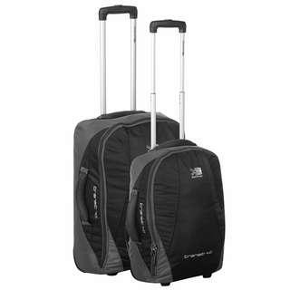 Karrimor Transit Wheel Suitcase Set