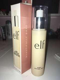 NEW ELF Dewy Setting Mist