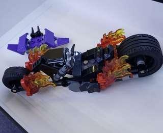 Lego Batman 車+小飛機