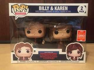 Funko Billy & Karen 2-Pack SCE