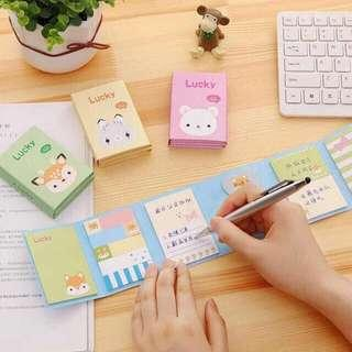 6in1 Post It/ Sticky Notes
