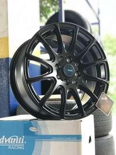 """ADVANTI SM11 15"""" Wheel"""