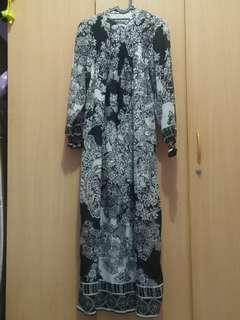 Long dress cantik fit to L