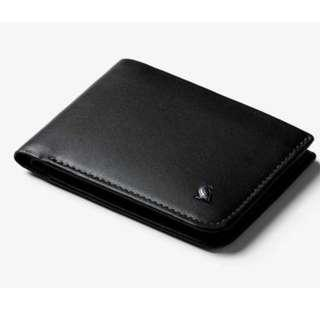 BELLROY HIDE & SEEK WALLET LO RFID - BLACK