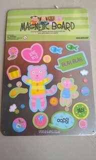Magnet mainan anak cat