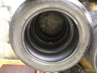 Bridgestone used Tyre 215/60/17 for sale