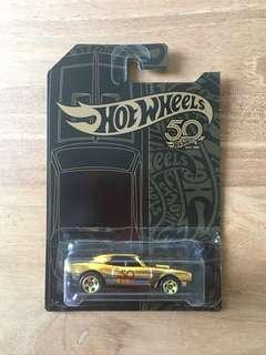 Hot Wheels 50th Anniversary Chase 67' Camaro