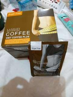 Lansley Diet coffee Thailand