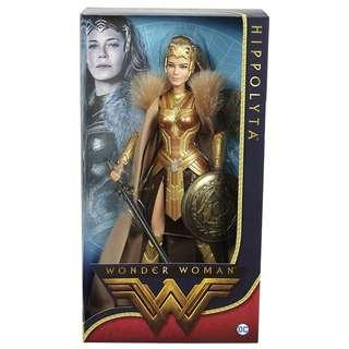 Barbie Wonder Woman Movie Queen Hippolyta Doll Action Figure 神奇女俠電影版女王偶公仔 (not Hottoys, Marvel,  DC)