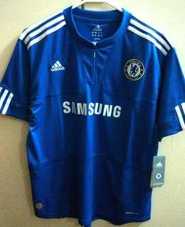 Chelsea Adidas Home Kit Jersey 2009-2010 Women Original