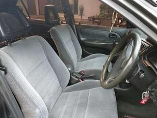Toyota Corolla Great SE 91/92 carbu