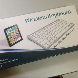 Brand new wireless Apple like keyboard and mouse