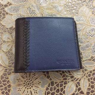 Coach Wallet for Men