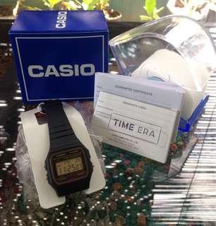 Jam Tanga Casio F91W