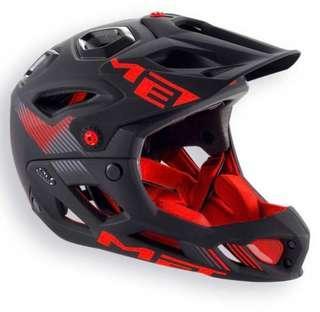Met parachute full face helmet