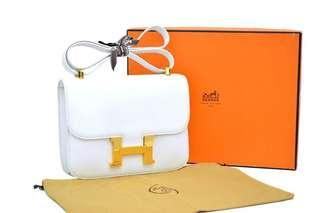 Authentic HERMES Constance 24 Bag