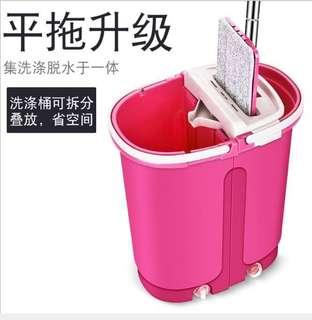 MAGIC FLAT MOP & BUCKET