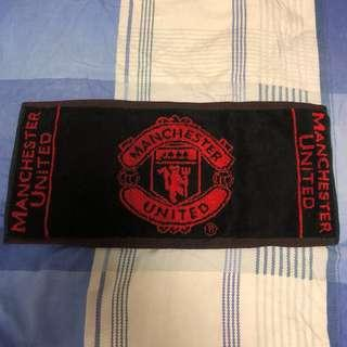 全新官方正版曼聯頸巾 Manchester United