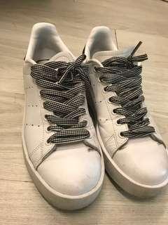 adidas stan smith 女裝 厚底 size39