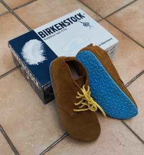 Birkenstock Dundee 猄皮鞋,38號