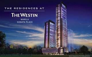 The Residences at Westin For Sale 1 Bedroom, 2 Bedroom and 3 Bedroom Penthouse