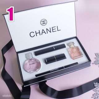 CHANNEL Collection 3 sets in price of 1!!!