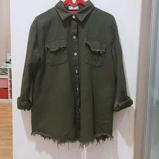 Army shirt/outer