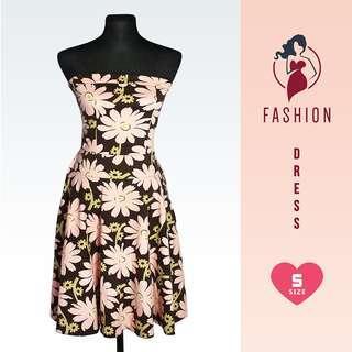 ❤ SALE! Floral Tube Dress