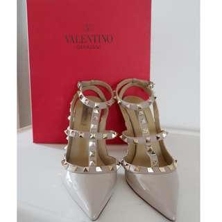 Valentino Heels (size  8) AUTHENTIC PRE LOVED